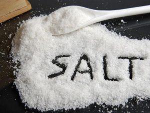 Ba khuyến cáo giảm ăn muối