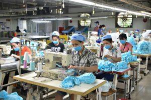 Tồn kho khẩu trang vải do khó xuất khẩu