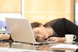 Thiếu ngủ và tác hại