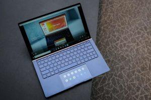 Người dùng có thể làm gì trên touchpad của ASUS ZenBook 13/14/15