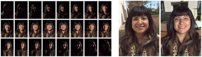 Hệ thống 64 camera và 331 đèn chiếu sáng được Google sử dụng để huấn luyện AI chụp hình của mình