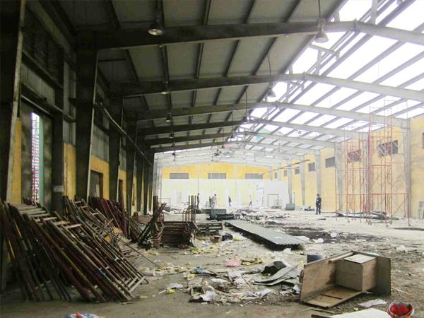 Thu mua phế liệu xác nhà xưởng chuyên nghiệp, nhanh gọn nhất ở TPHCM