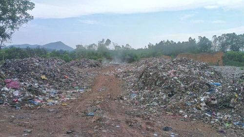 Ô nhiễm môi trường đất là gì?